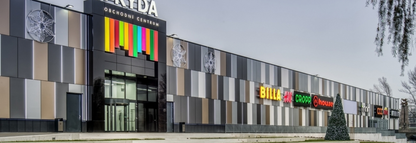 FRÝDA Shopping Centre