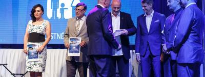 Čestné uznání pro Halu Polárku v soutěži Stavba Moravskoslezského kraje