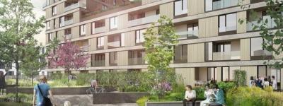 Zahájení stavby NOVÁ KAROLINA II. ETAPA – bytový dům F